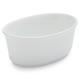 Sur La Table Porcelain Deep Oval Ramekin with Straight Sides