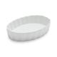 Sur La Table Porcelain Oval Crème Brûlée Dish