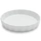 Sur La Table Porcelain Round Crème Brûlée Dish