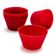 Jumbo Silicone Bake Cups, Set of 6