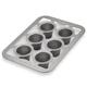 Sur La Table Platinum Professional Popover Pan, Six Count