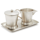 Hotel Collection 3-Piece Creamer and Sugar Bowl Set