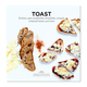 Toast: Tartines, Open Sandwiches, Bruschetta, Canapes, Artisanal Toasts, and More