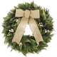 Cedar and Faux Berry Wreath
