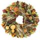 Harvest Gourd Wreath