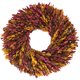 Yellow and Red Myrtle Wreath