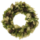 Pinecones and Leaves Wreath