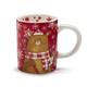 Snowman & Friends Bear Mug