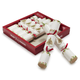 Holly & Pine Party Crackers, Set of 6