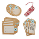Nordic Ware Gift Tags With Baker's Twine