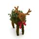 Small Reindeer Topiary