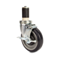 John Boos & Co. Heavy-Duty Locking Casters for Round Legs, 5