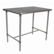 John Boos & Co. Stainless Steel Cucina Classico Table