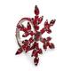 Holly & Pine Snowflake Napkin Ring