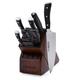 Wüsthof Classic Ikon 7-Piece Knife Block Set