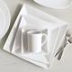 Square 16-Piece Dinnerware Set