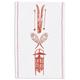 Ski Sled Kitchen Towel, 28