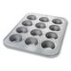USA Pan Standard Muffin Pan, 12 Count