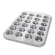 USA Pan Mini Muffin Pan, 24 Count