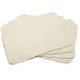 Sur La Table® Cream Quilted Placemats, Set of 4