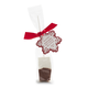Salted Caramel Hot Cocoa on a Stick