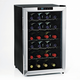 Wine Enthusiast Silent Wine Cooler, 28 Bottle