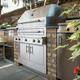 Kalamazoo Hybrid Fire Built-in 3-Burner Grill