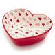 Conversation Hearts Candy Dish