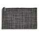 Chilewich Basketweave Large Zip Pouch