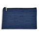 Chilewich Bamboo Large Zip Pouch