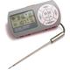 Charcoal Companion® Dual-Temp Digital Thermometer