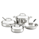 All-Clad d7 Stainless Steel 7-Piece Set
