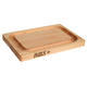 John Boos Maple Edge-Grain Chop-N-Slice Cutting Board, 12
