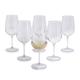 Sur La Table by Bormioli Rocco White Wine Glasses, Set of 6