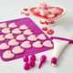 Heart-Shaped Macaron Kit