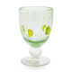 Lemon Slice Wine Glasses
