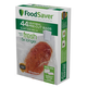 FoodSaver Heat-Seal Quart Bags, 44 Count