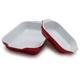 Emile Henry® Cerise Lasagna Dishes, Set of 2
