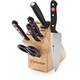 Wüsthof® Gourmet 7-Piece Block Set