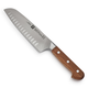Zwilling Pro Holm Oak Hollow-Edge Santoku, 7