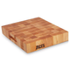 John Boos End-Grain Maple Reversible Chopping Block, 18