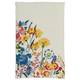 Multicolor Floral Linen Kitchen Towel, 28