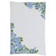 Hydrangea Linen Kitchen Towel, 28