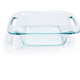 Pyrex® Square Glass Baker, 8