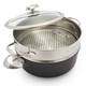Scanpan Pro S5 Braise and Steam, 4.25 qt.
