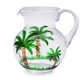 Outdoor Palm Tree Pitcher