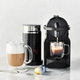 Nespresso Inissia by De'Longhi Espresso Machine with Aeroccino3 Frother, Black