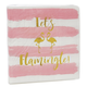 Let's Flamingle Paper Cocktail Napkins, Set of 20