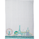 Paris City Vintage-Inspired Kitchen Towel