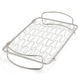 Sur La Table Stainless Steel Flexible Grill Basket